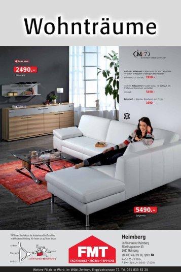 Heimberg - Fachmarkt Möbel und Teppiche