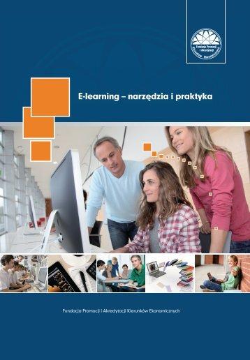 E-learning – narzędzia i praktyka - Rozwój e-edukacji w ...