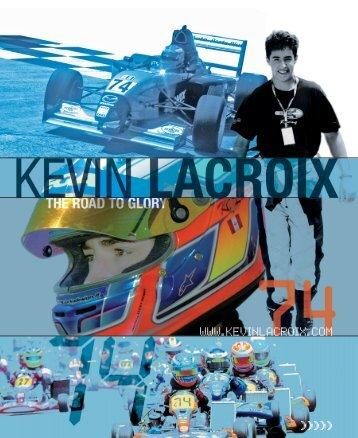 Media Kit - Kevin Lacroix