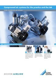 Compressed air systems for the practice and the lab - Dental Union