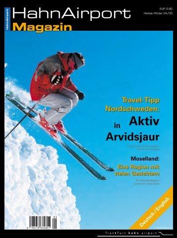 HahnAirport-Magazin Herbst2004