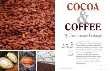 Cocoa & Coffee   A Cross-Sensory Exchange - Equal Exchange