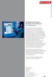 Anleitung zum Download der Suhner LCA-Produkte via www ...