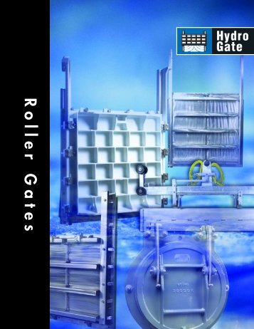 31939 Roller Gates - Armtec