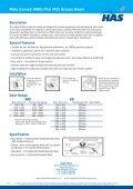 Metu Curved (RRD)/Flat (RD) Access Doors - Hotchkiss Air Supply - Page 2