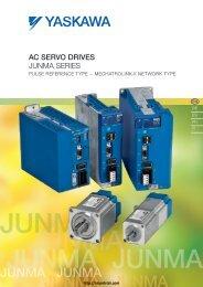 Yaskawa JUNMA Brochure - Northern Industrial