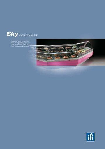 Sky gelato e pasticceria - Bar-Service