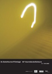 PDF Download - Solothurner Filmtage