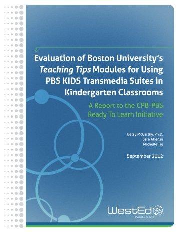 Full Report - PBS Kids