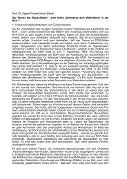 Prof. Dr. Egbert Fischer/Horst Wendt Der Dienst der ... - AGGI-INFO.DE