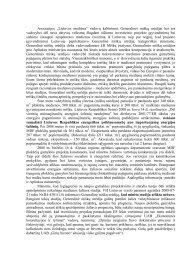 informaciją - Generalinė miškų urėdija