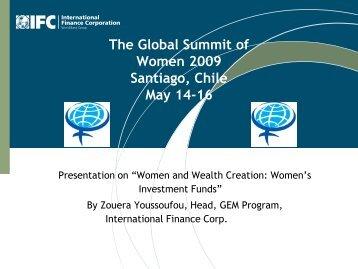 Zouera Youssoufou - GlobeWomen