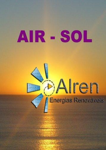 "Os colectores solares de ar ""AIR –SOL"" - Alren, Energia renovável"