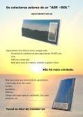 """Os colectores solares de ar """"AIR –SOL"""" - Alren, Energia renovável - Page 3"""