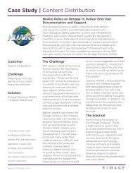 Case Study | Content Distribution