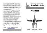 362 - kath. Pfarrgemeinde St. Johannes