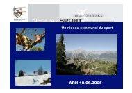 Réseau sportif local - Handballouest