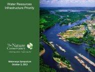 Robert A. Sinkler, (USA, ret.), Water Infrastructure Director, The ...