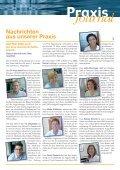 Ausgabe 4 / 2005 - Onkologische Schwerpunktpraxis Darmstadt - Page 3