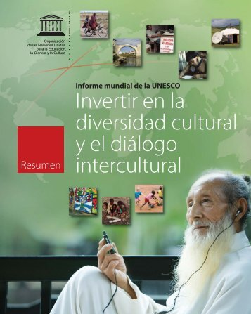 invertir en diversidad cultural. informe mundial de la - Red Acoge