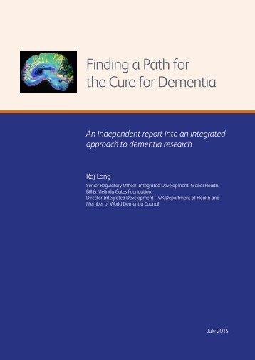Dementia-Report