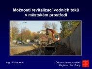 Revitalizační protipovodňové opatření na Botiči u Kozinova náměstí