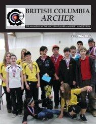 ARCHER - British Columbia  Archery Association