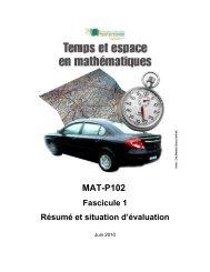 Résumé du fascicule 1 et situation d'évaluation - Cahier de l'élève .pdf
