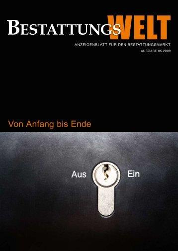 BESTATTUNGS - Agentur Erasmus A. Baumeister
