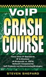 VOICE OVER IP CRASH COURSE - voiceip.com.ua