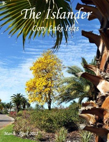 March - cory lake isles