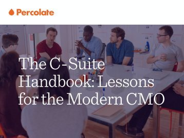 The C-Suite Handbook-Lessons for the Modern CMO compressed