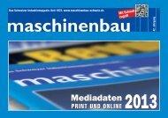 mb_mediadaten_2013_Layout 1 - Maschinenbau-schweiz.ch