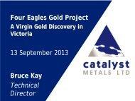 eiyeekeit.. - Catalyst Metals