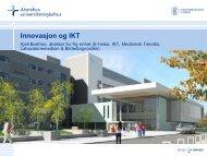 Innovasjon og IKT - Innomed