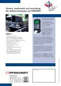 ABW-4 - Pfreundt GmbH - Page 2