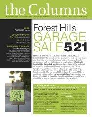 2011 April - Forest Hills Neighborhood Association