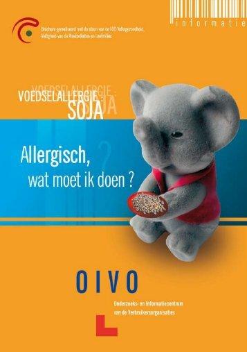 VoedselallerGie Voor soja - Crioc