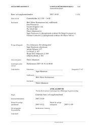 Barn- och ungdomsnämnden 2007-10-09 1 - Grästorps kommun