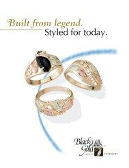 Catalog PDF - Black Hills Gold by Coleman