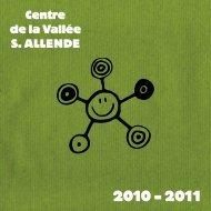 Centre de la Vallée S. ALLENDE - Site Régional Information ...