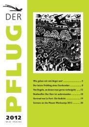 Nr. 80, Frühling - Plough