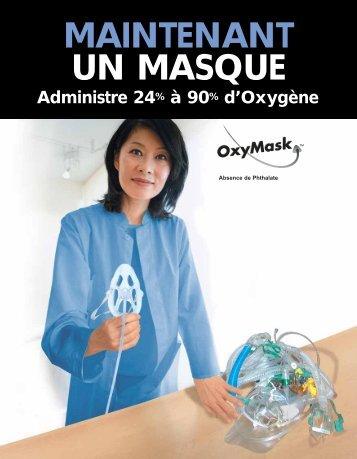 Masques Southmedics - Integral Process