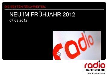 2012 I - Radio Gütersloh