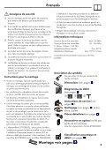 30 دليل االستخدام / تعليمات التجميع - Hansgrohe - Page 3