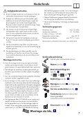30 دليل االستخدام / تعليمات التجميع - Hansgrohe - Page 7