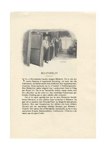 MILITÆRLIV - Hovedbiblioteket.info