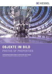 objekte im bild / photos of properties - KESSEL