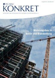 Konkret - Fachgemeinschaft Bau Berlin und Brandenburg eV