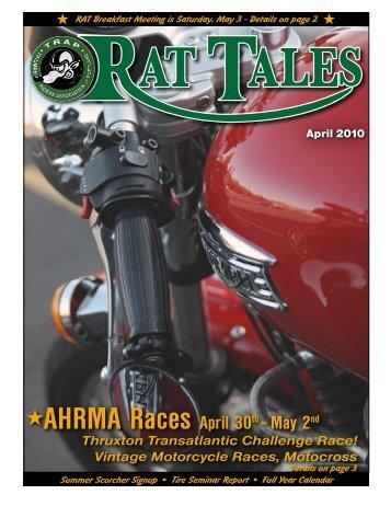 April 2010 - Triumph Riders Association of Portland